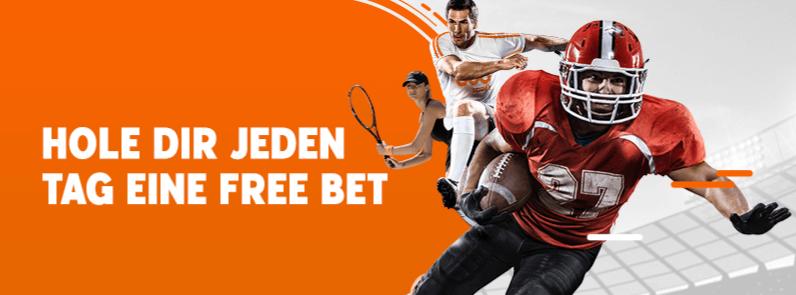 888 Sport tägliche Free Bet