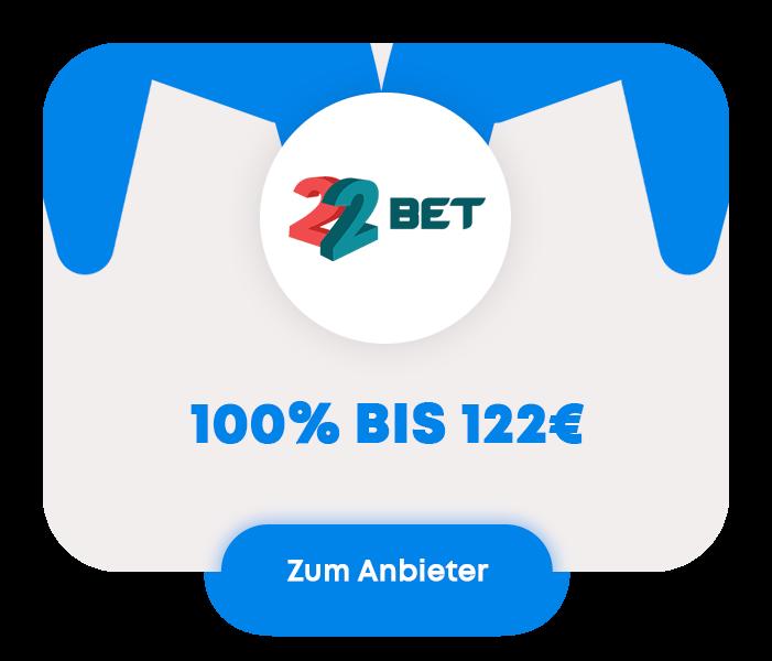 22Bet Homepage Logo