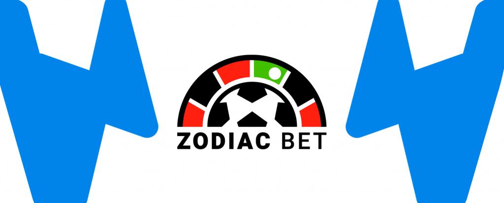 ZodiacBet Logo rechteckig