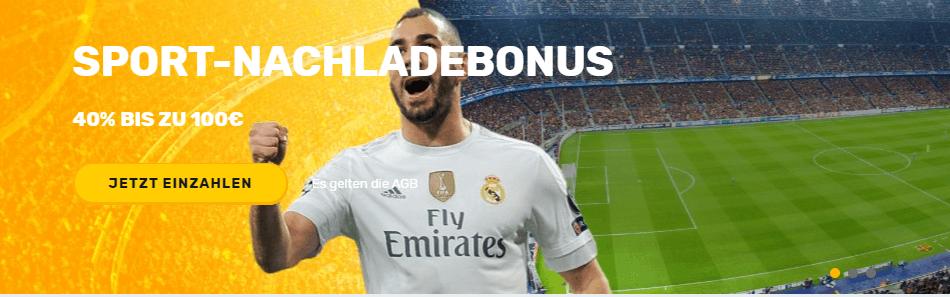 Campeonbet Reload Bonus